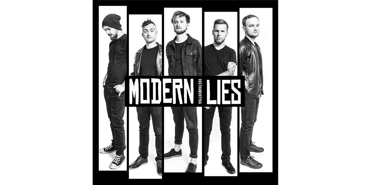 "Modern Lies debiutuje albumem ""Ekstrawertyka"""