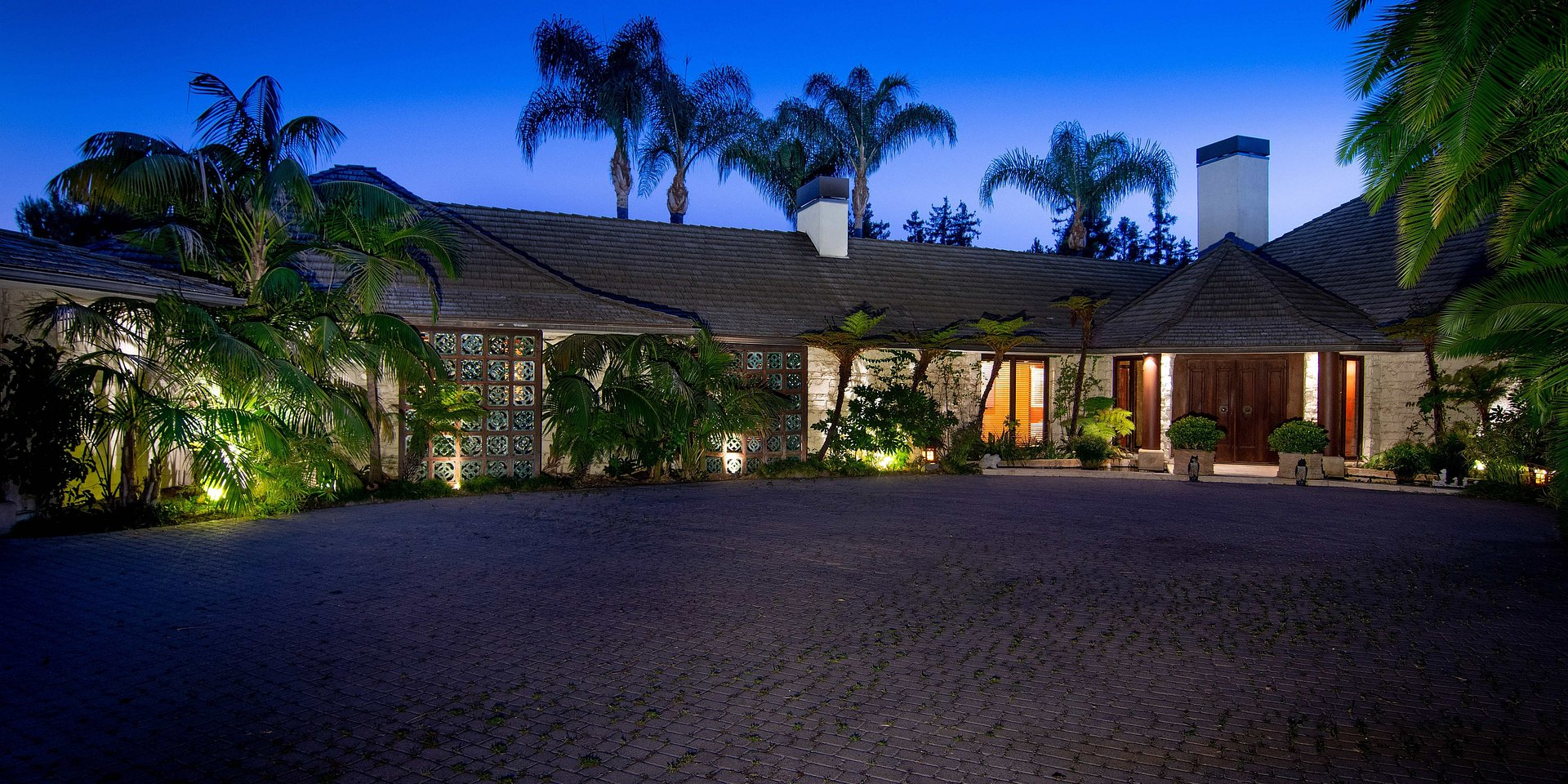 Coldwell Banker Residential Brokerage Lists Cheryl Tiegs' Bel Air Home for $18.5 Million