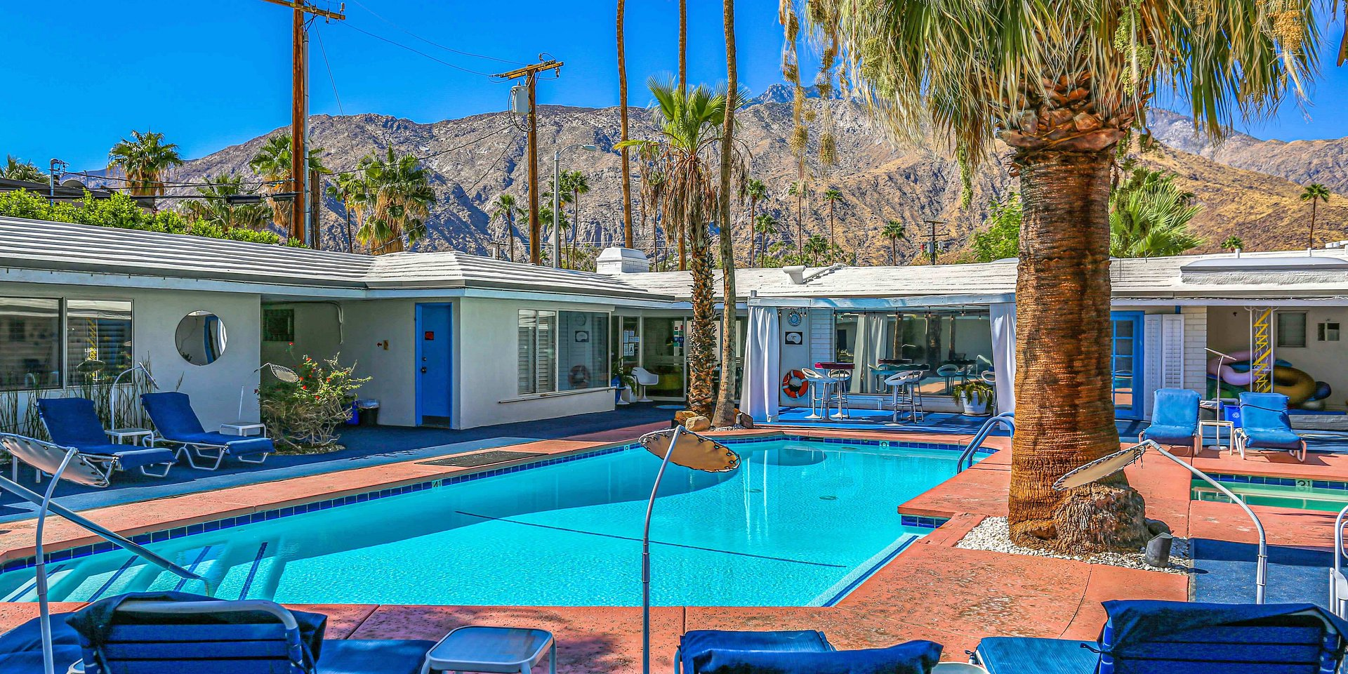 Coldwell Banker Residential Brokerage Lists Historical Palm Springs Bed & Breakfast Hotel for $1.5888 Million