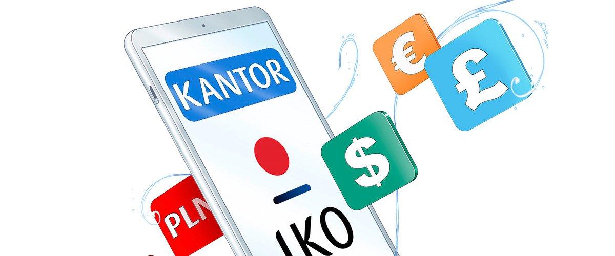 Nowości w kantorze internetowym PKO Banku Polskiego