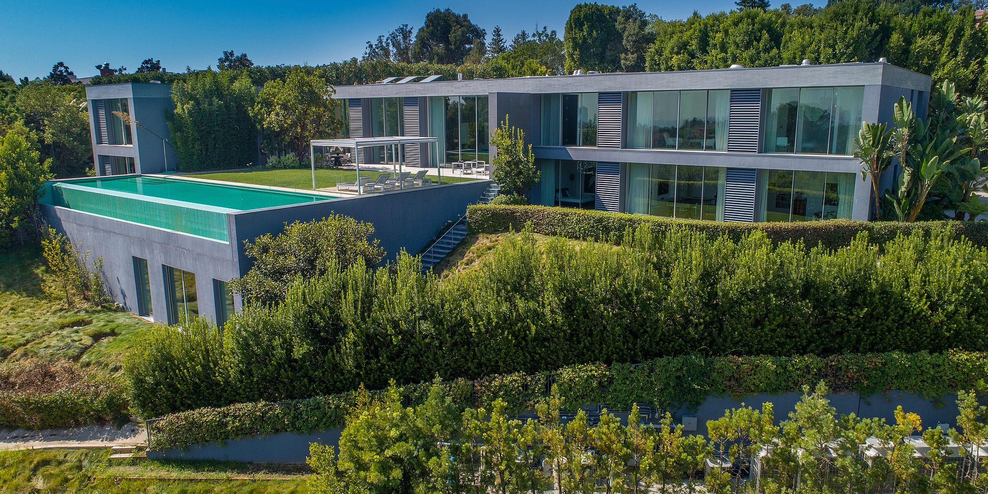 Coldwell Banker's Jade Mills Lists Two Bel Air Properties for $78.5 Million