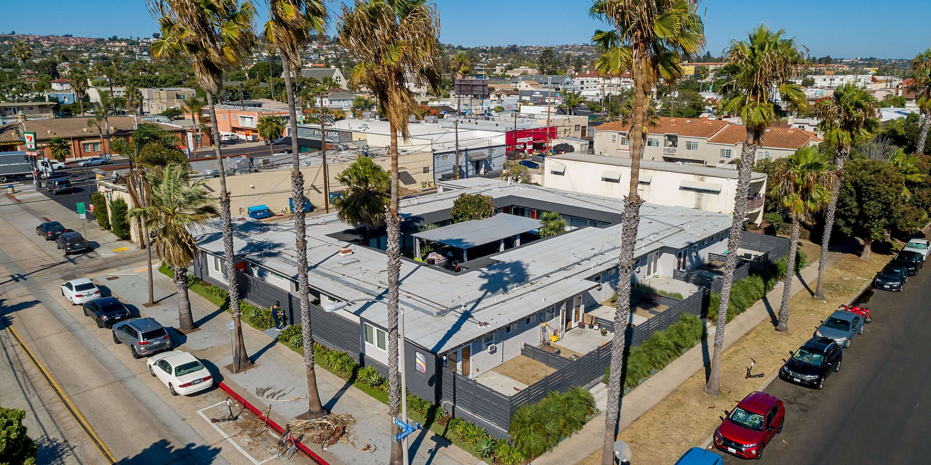 Coldwell Banker Commercial NRT Lists 17-Unit Apartment Complex in San Diego for $7.995 Million