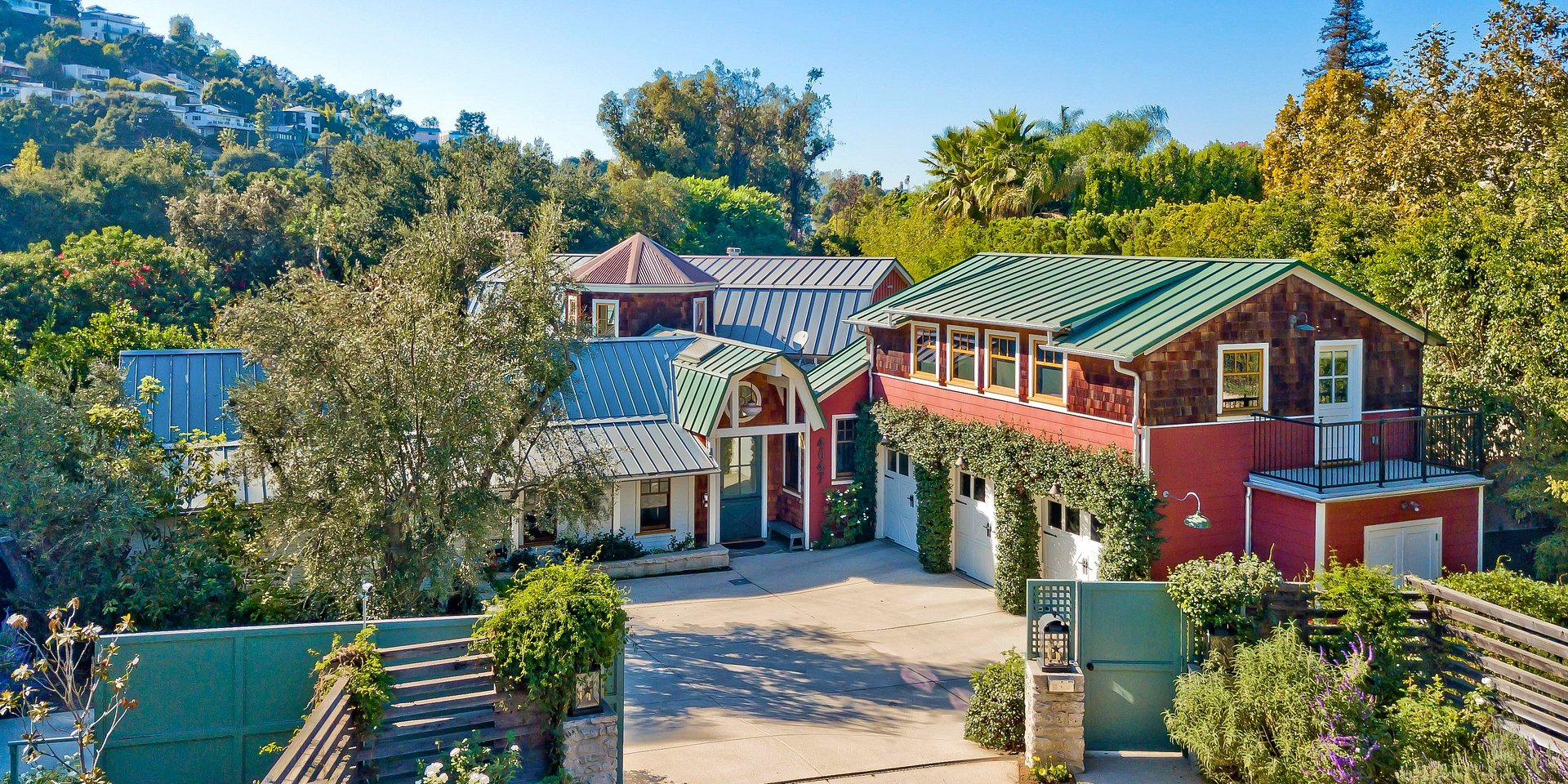 "Coldwell Banker Residential Brokerage Lists Studio City Property Featured in Netflix's ""Wine Country"" for $6.35 Million"