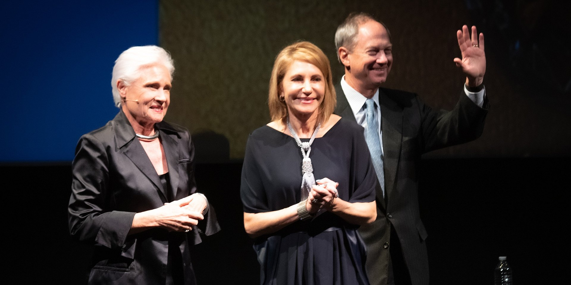 Coldwell Banker's Joyce Rey Helps Raise $225,000 at The Art of Diplomacy Event for L.A. Theater Works