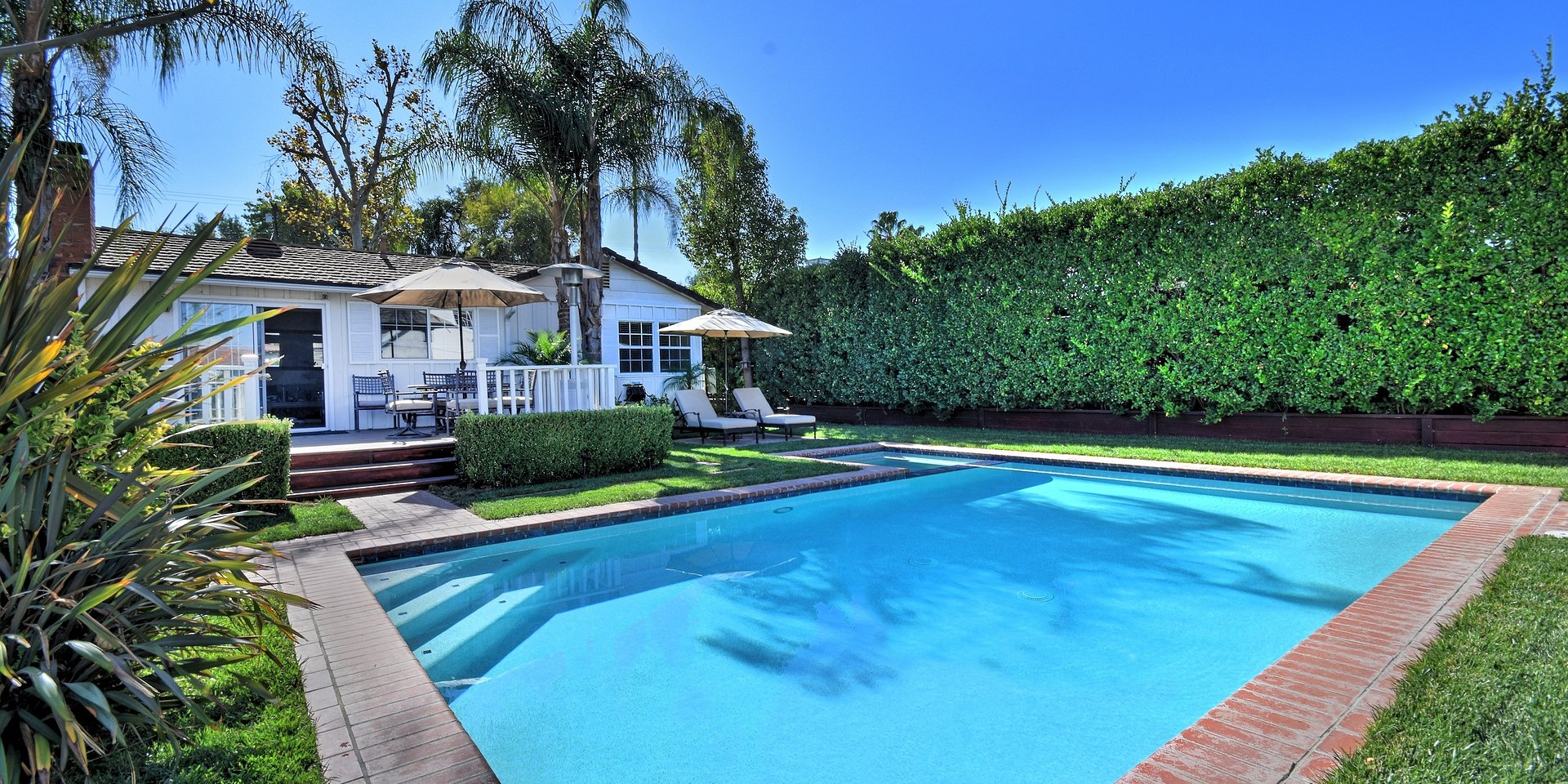 Coldwell Banker Residential Brokerage Lists Woodland Hills Property with Smart Pool for $1.299 Million