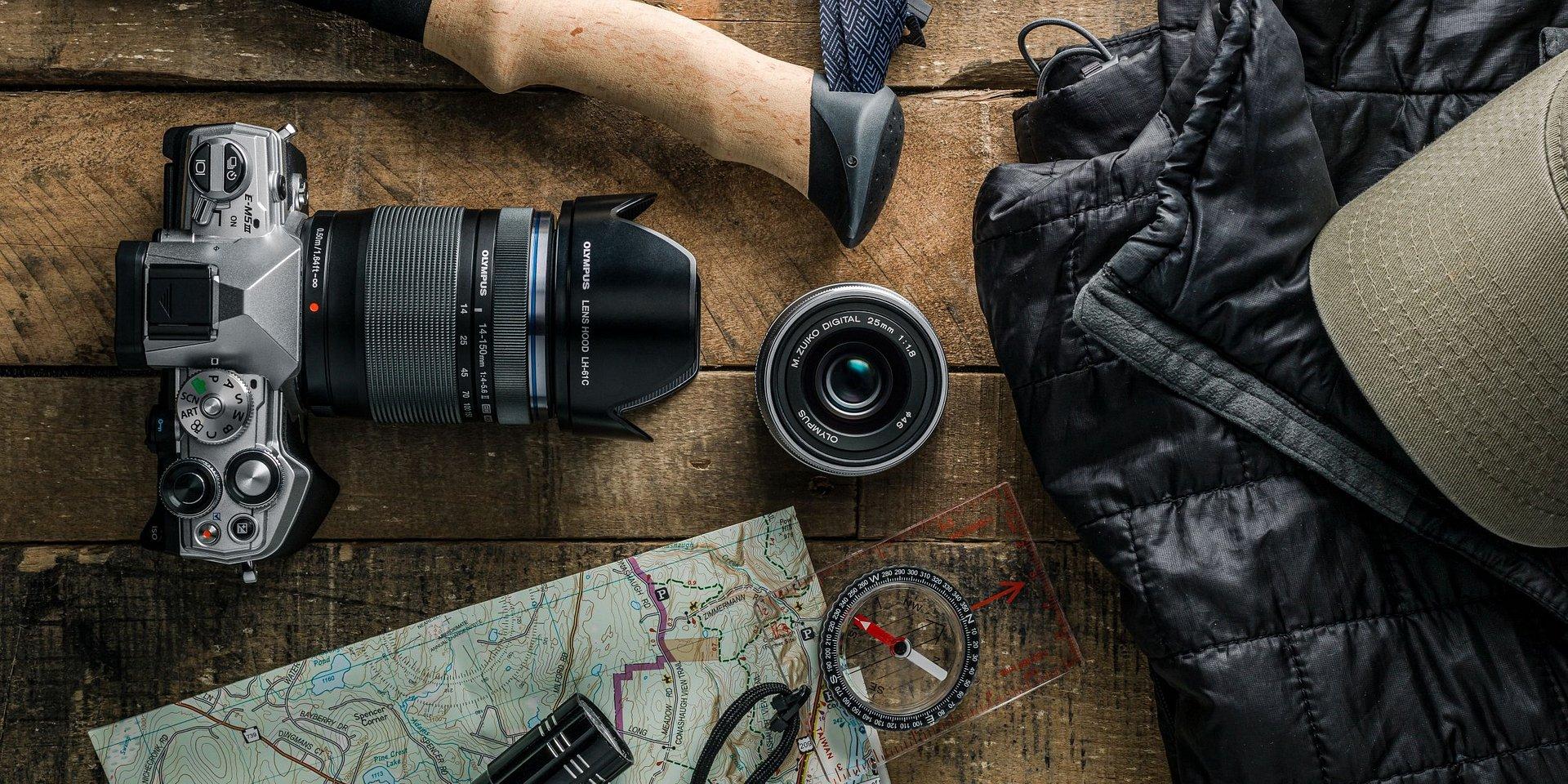 Olympus Roadshow Break Free, czyli seria spotkań z ekspertami w dziedzinie fotografii