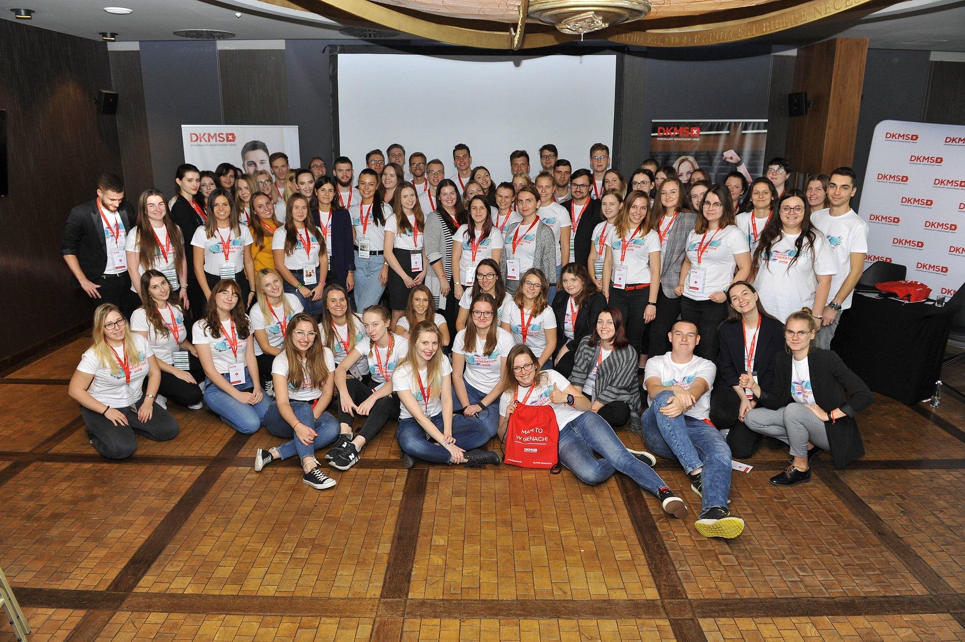 Studenci z Katowic połączą siły, żeby pomóc chorym na nowotwory krwi. Rusza XII edycja akcji HELPERS' GENERATION