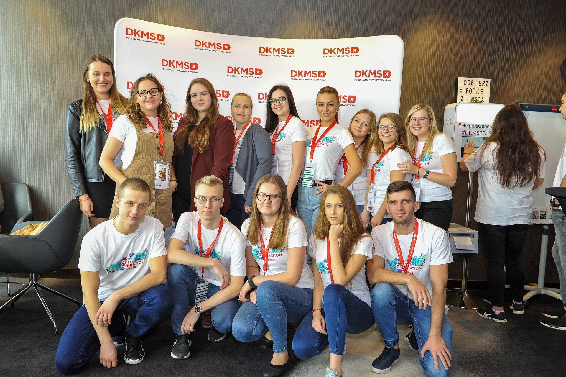 Lubelscy studenci połączą siły, żeby pomóc chorym na nowotwory krwi. Rusza XII edycja akcji HELPERS' GENERATION