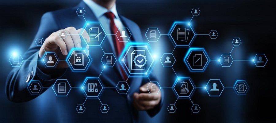 Robotyzacja w branży zarządzania informacją