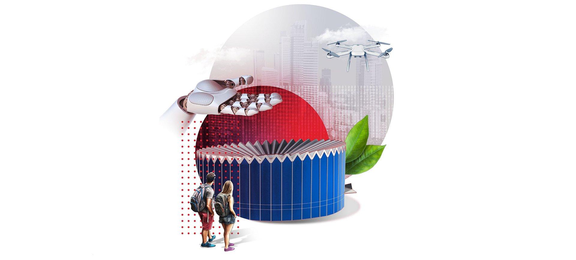 PKO Rotunda wraca na mapę Warszawy!