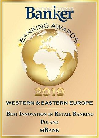 Najbardziej innowacyjny bank w Polsce? mBank!
