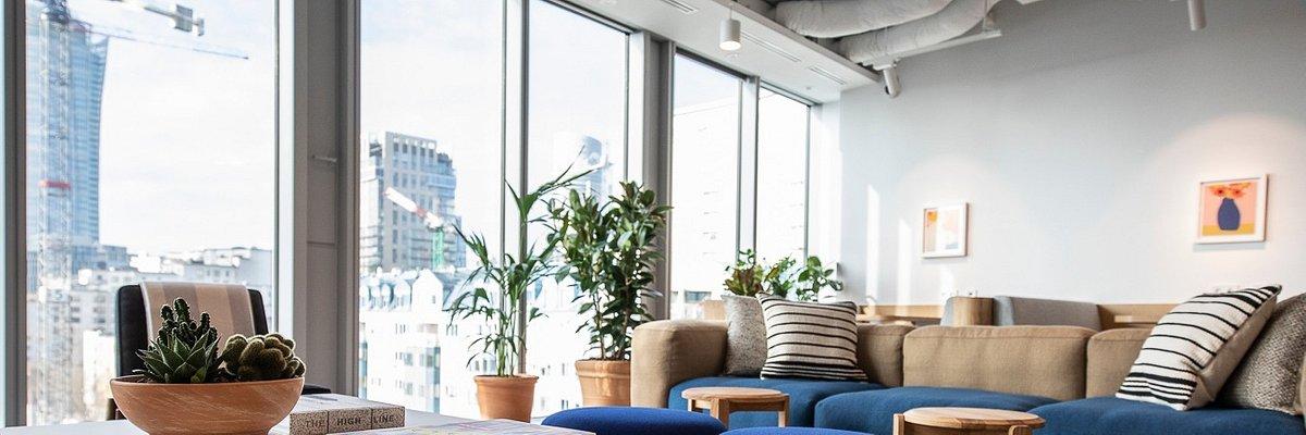 Coworking nie tylko dla freelancerów, duże korporacje szukają alternatyw