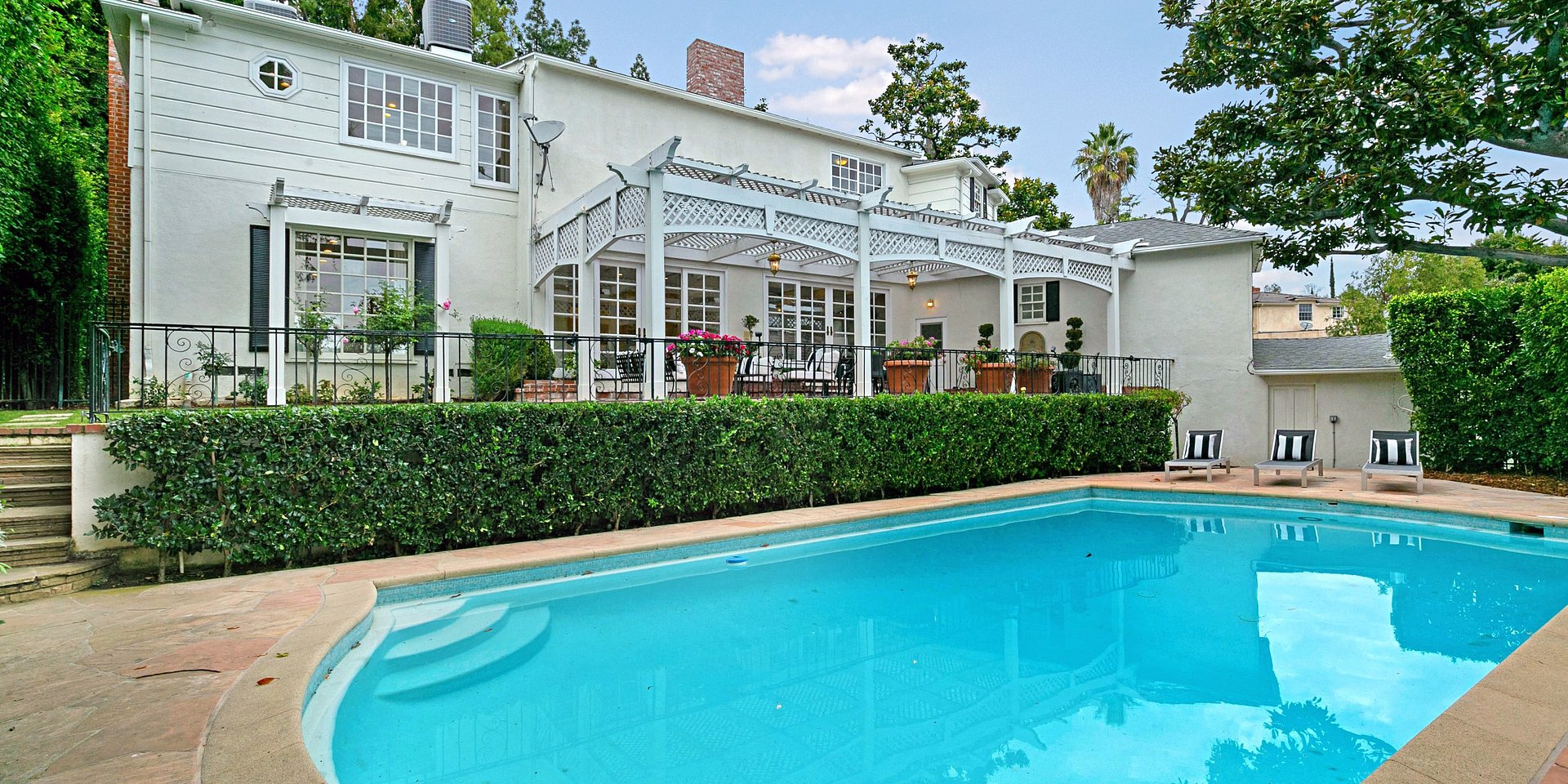 Coldwell Banker Residential Brokerage Lists Los Angeles Property Designed by Noted Architect Arthur W. Hawes for $4.595 Million