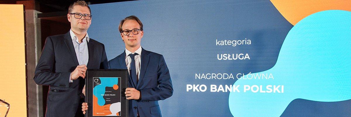 """PKO Bank Polski nagrodzony w konkursie """"Orzeł Innowacji"""""""