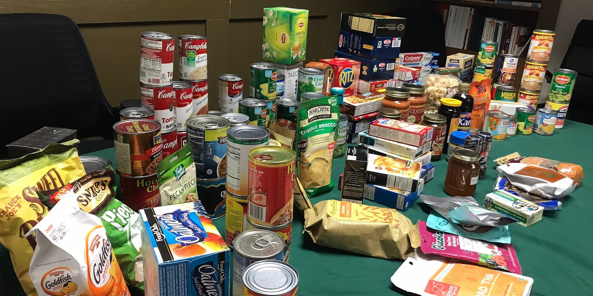 Coldwell Banker Residential Brokerage Arizona Offices Host Successful Food Drives