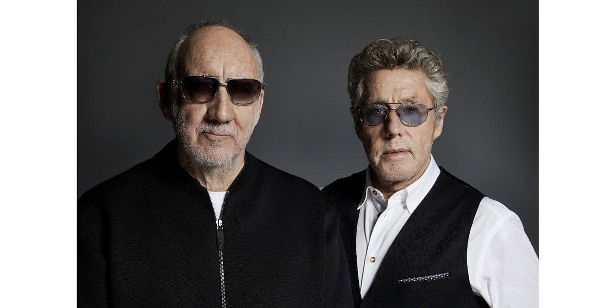 """Najnowszy album The Who – """"Who"""" – już w sprzedaży!"""