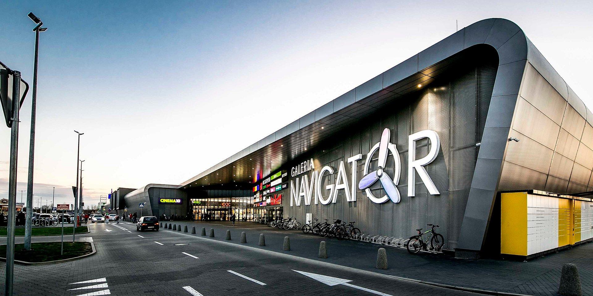 Galeria Navigator w Mielcu: centrum handlowe będzie jeszcze większe