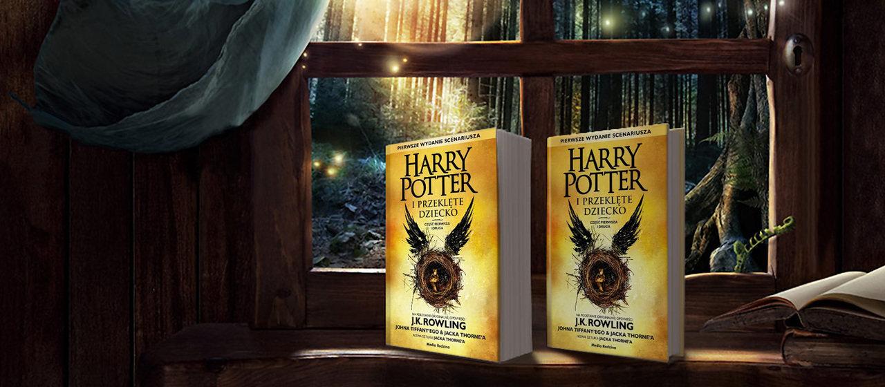Nowy Harry Potter zaskakuje