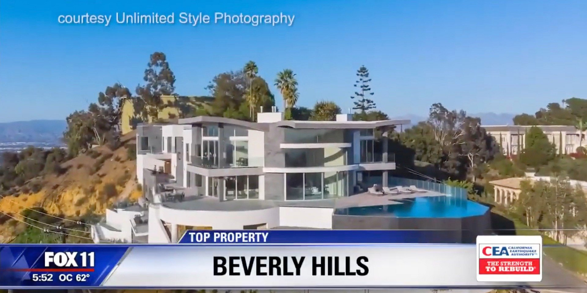 Fox 11's Top Property Showcases 2710 Bowmont Dr
