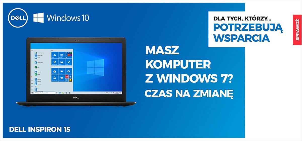 Koniec wsparcia dla Windows 7