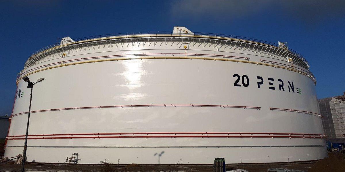 PERN w 2020 roku: inwestycje i remonty za ponad miliard złotych