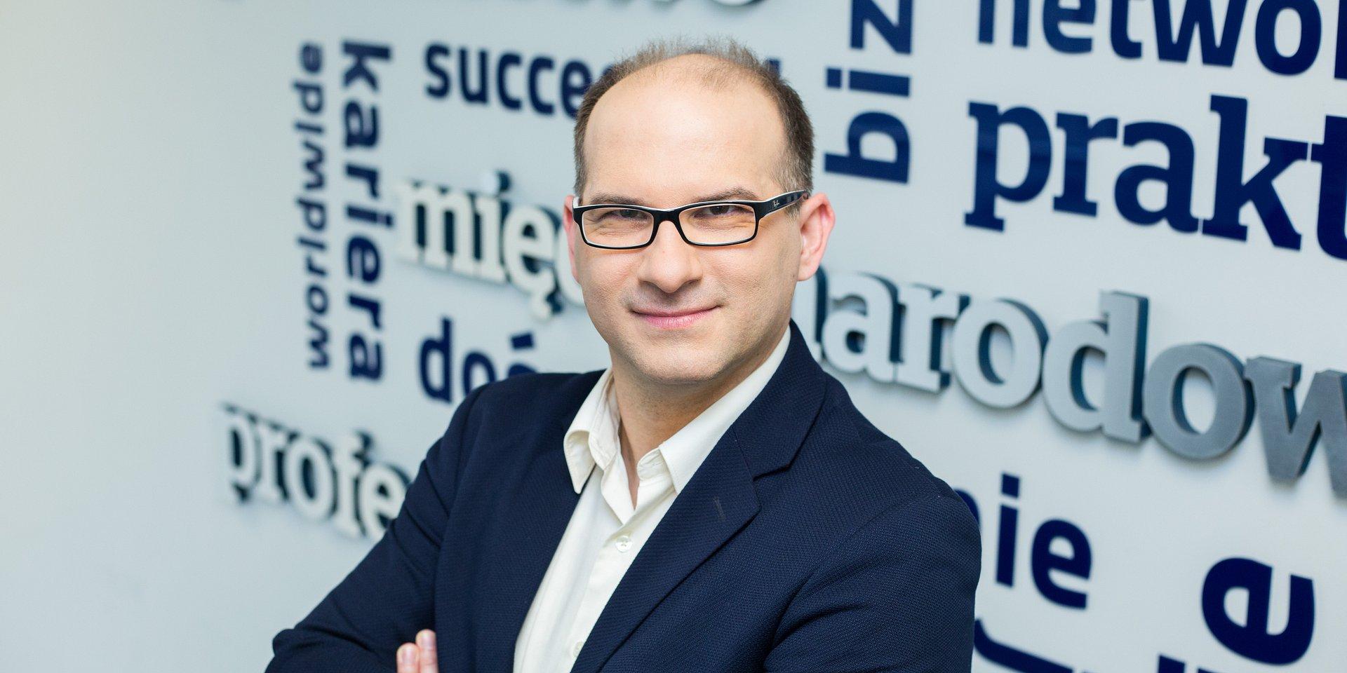 doradztwo organizacyjne, HR: Grzegorz Rippel