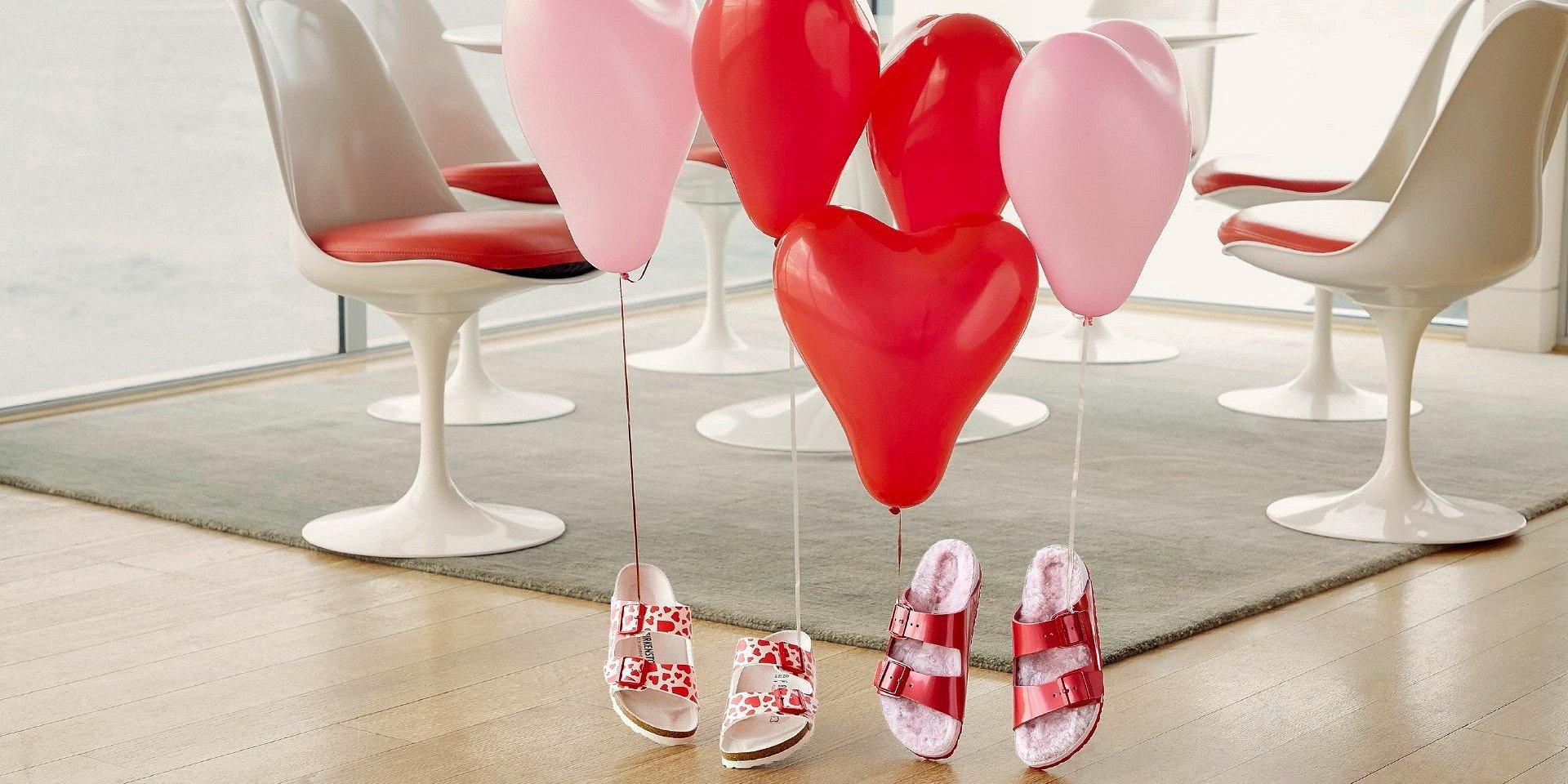 W Walentynki postaw na obuwie od BIRKENSTOCK!