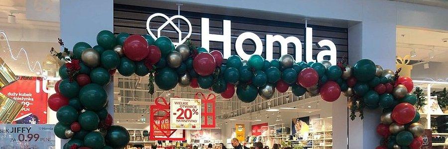 Homla w Silesia City Center