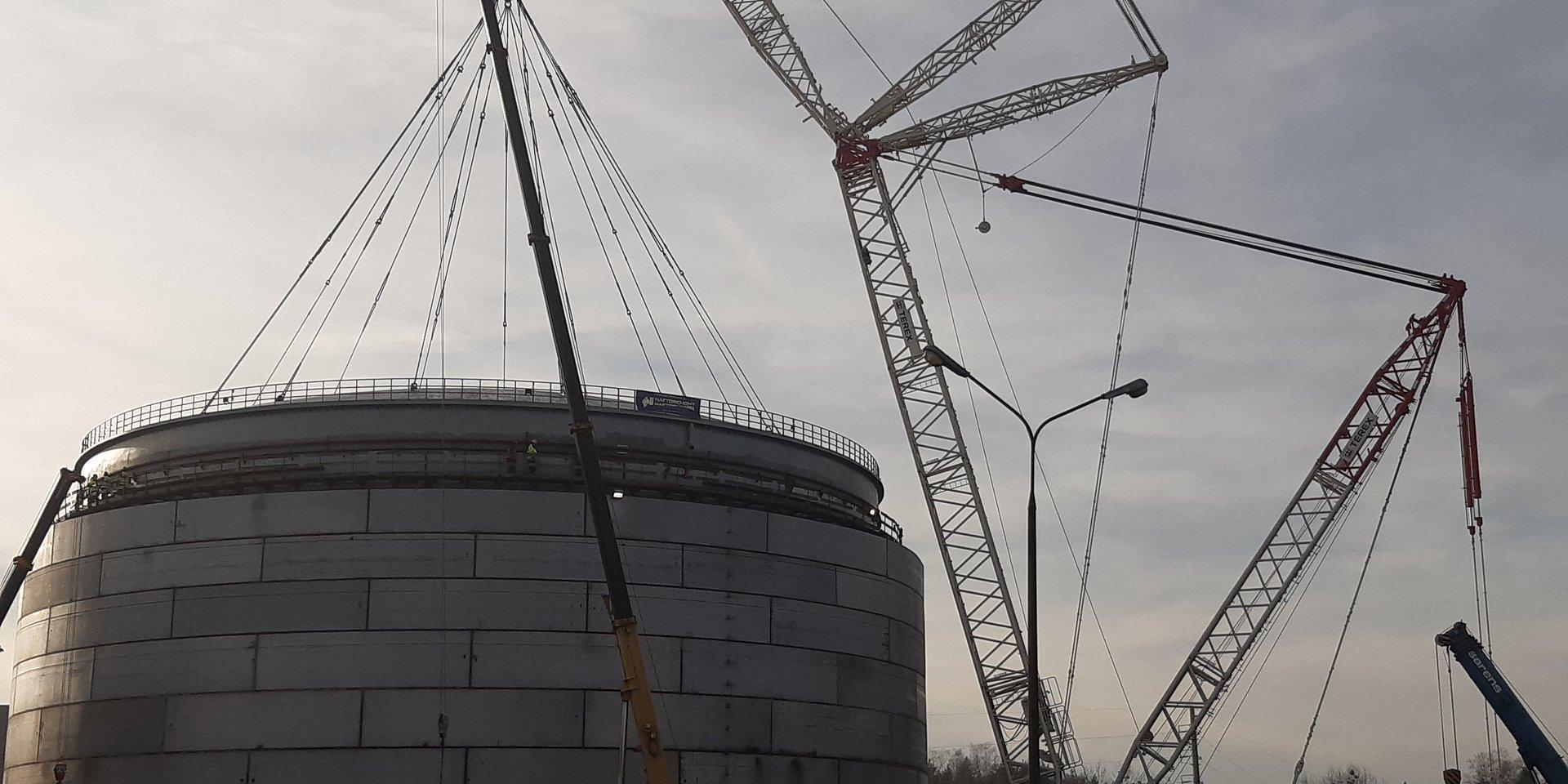 Dobra wiadomość dla rynku paliw – PERN kończy kolejną ważną inwestycję