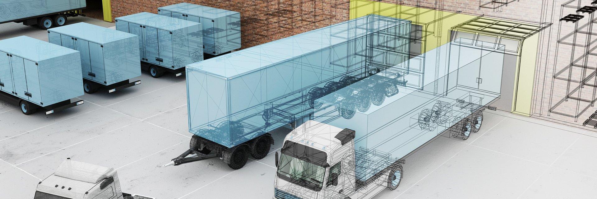 Pięć prognoz dla logistyki, produkcji i handlu