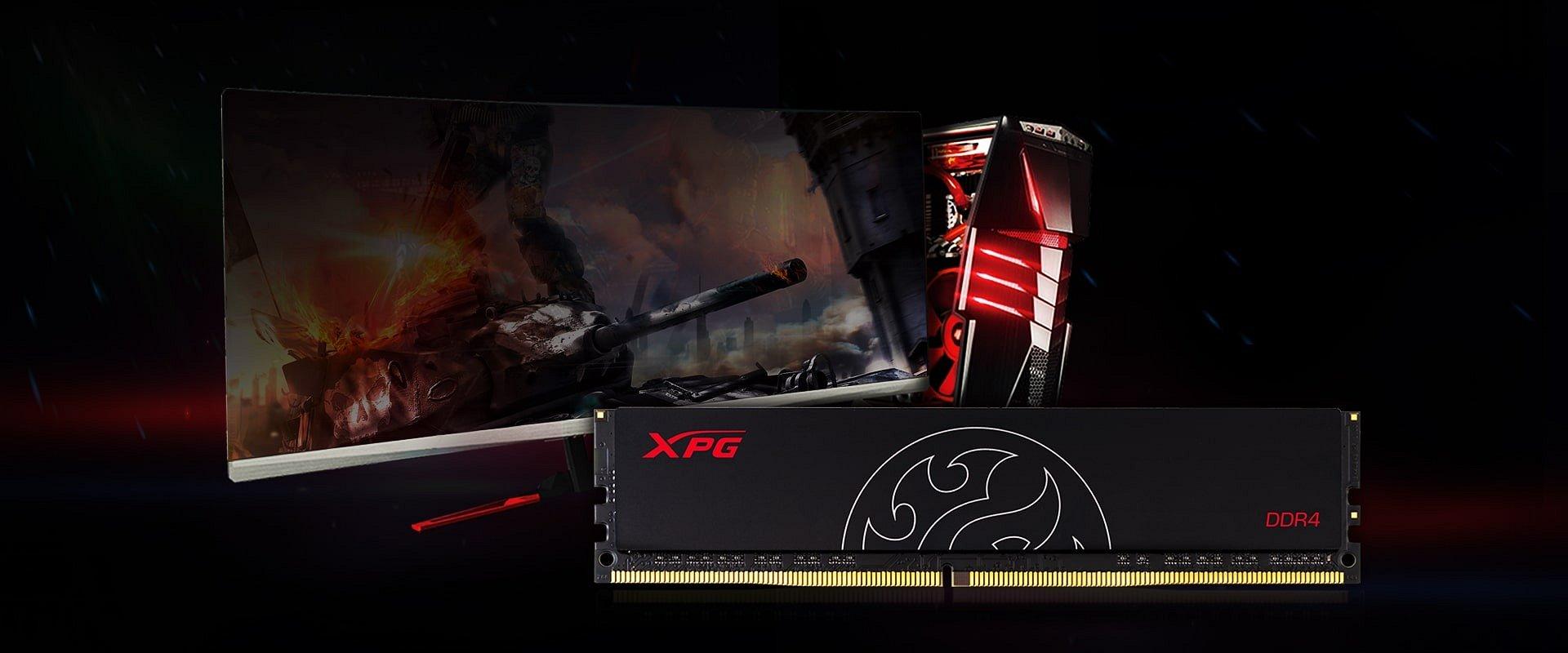 XPG Hunter – wydajne pamięci RAM do komputerów PC i laptopów