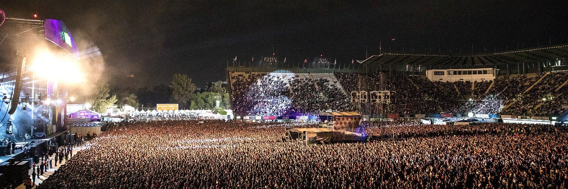 ¡Vive Latino llega por primera vez a Europa!