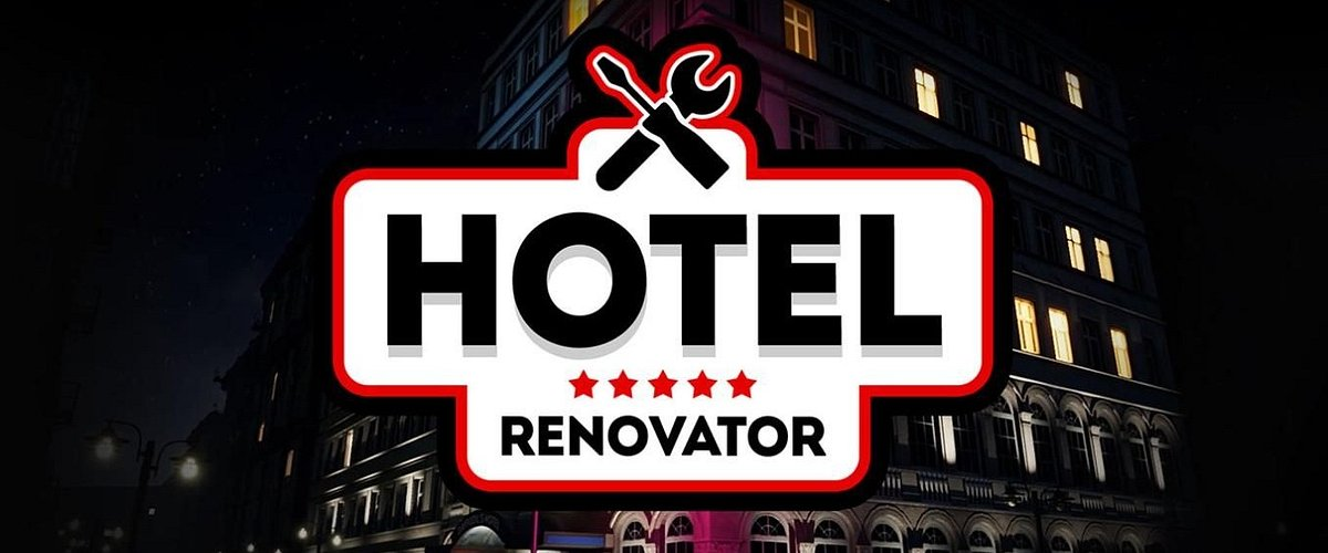 The Dust announces the second of 15 simulator games. Hotel Renovator is now available on Steam.