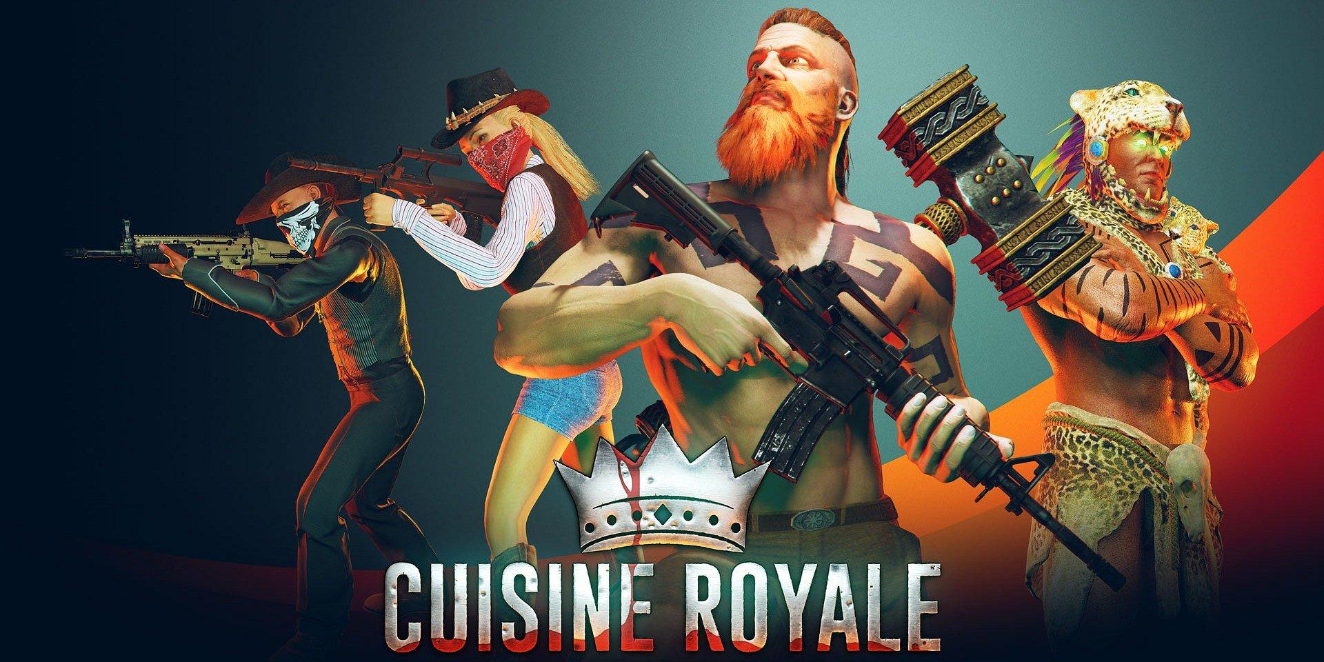 Brutální online střílečka Cuisine Royale je oficiálně spuštěna na PC, Xbox One and PlayStation 4