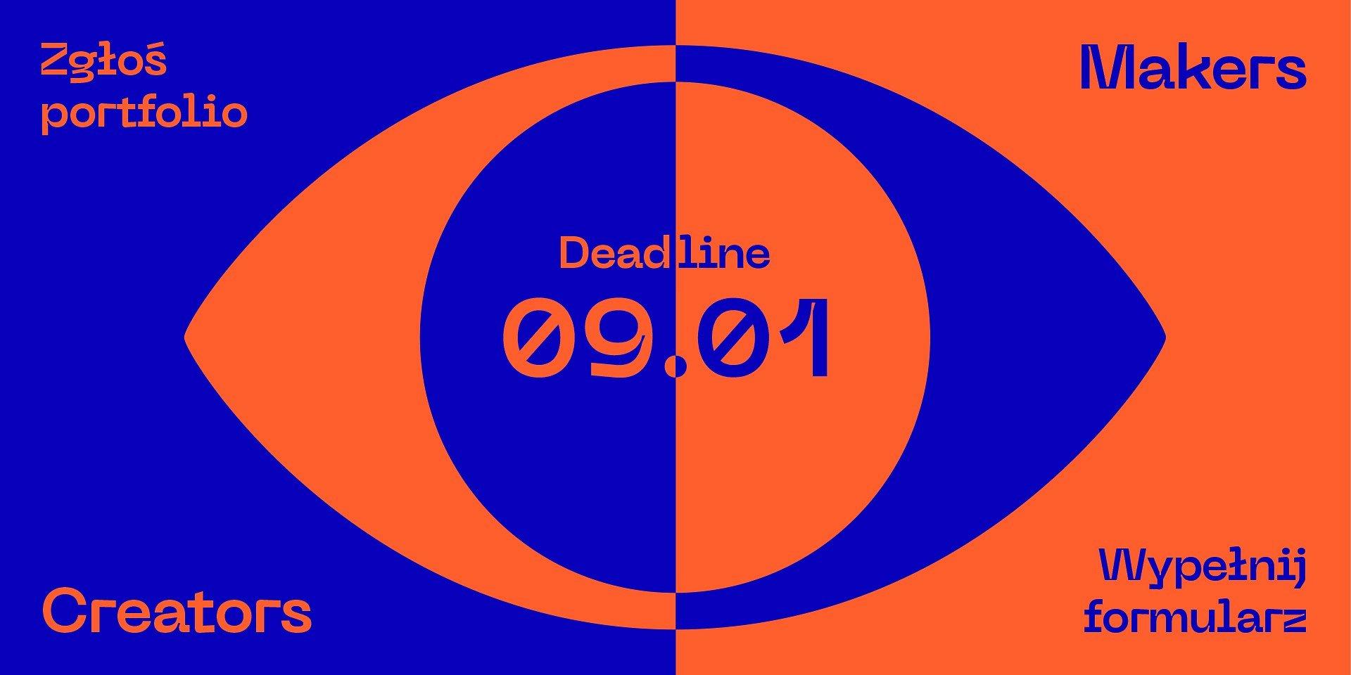 Nie ma co płakać za starym deadlinem. Przedłużamy zgłoszenia do przeglądu See&Say do 9 stycznia.
