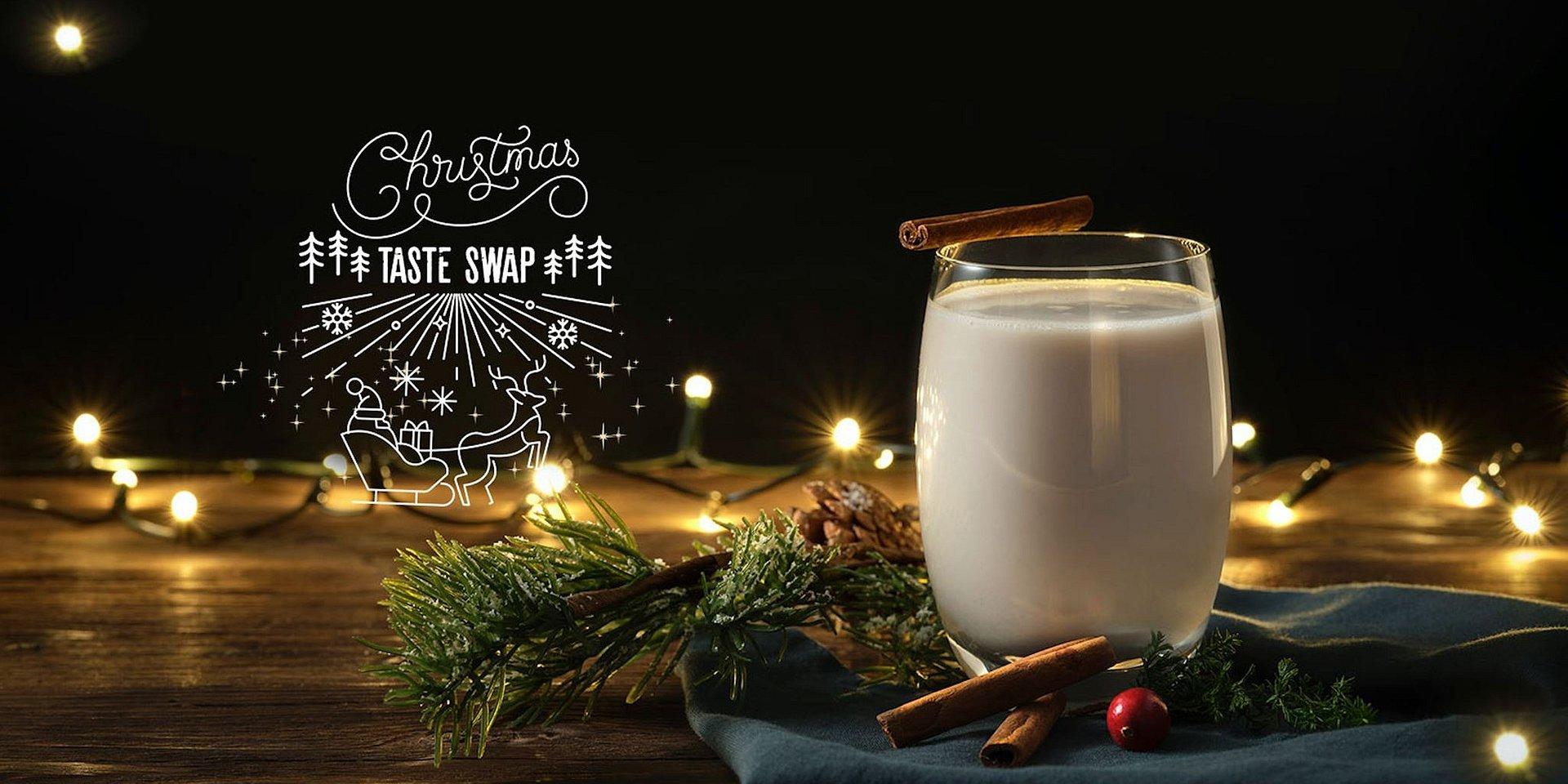 Christmas Taste Swap - świąteczna kartka od VMLY&R
