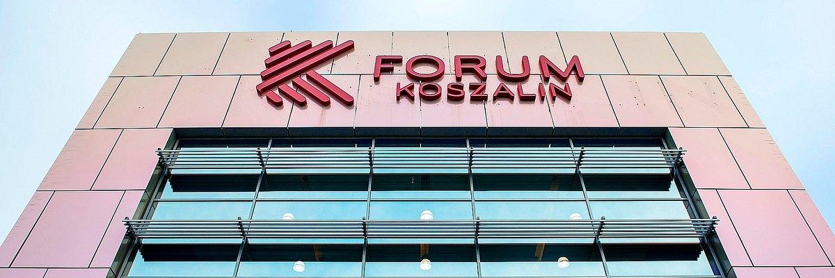 PR Inspiration z nowym klientem – Forum Koszalin