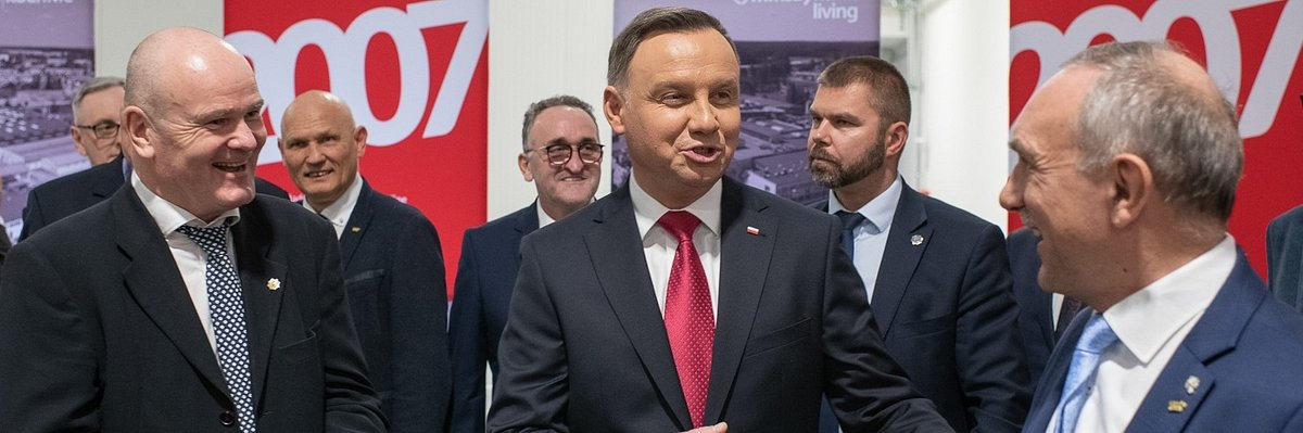 Kronospan Ambasadorem Polskiej Przedsiębiorczości oraz Fabryką Roku 2019