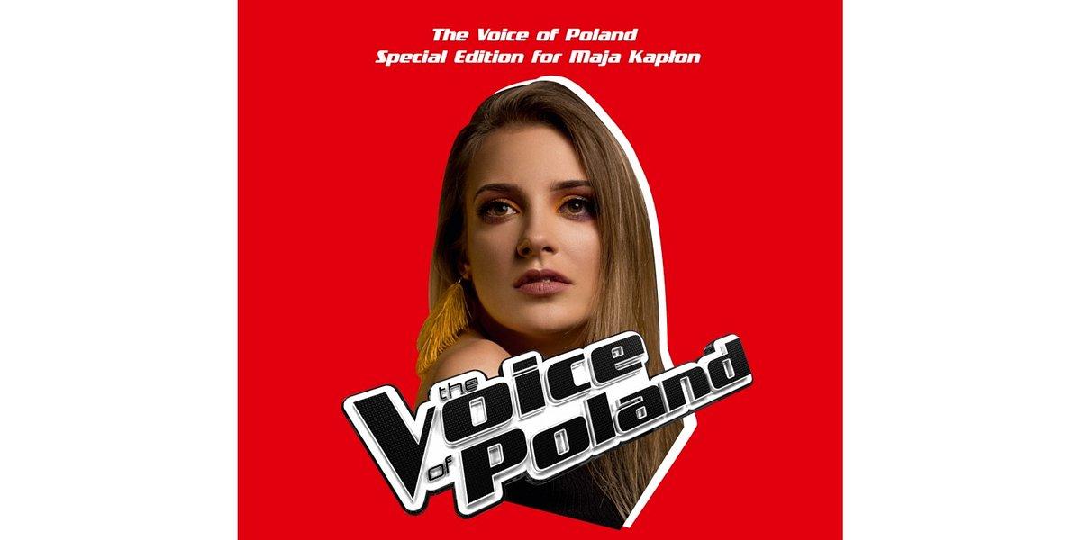 """Składanka dla Mai Kapłon. Uczestnicy """"The Voice of Poland"""" i """"The Voice Kids"""" wydali płytę dla koleżanki z programu"""