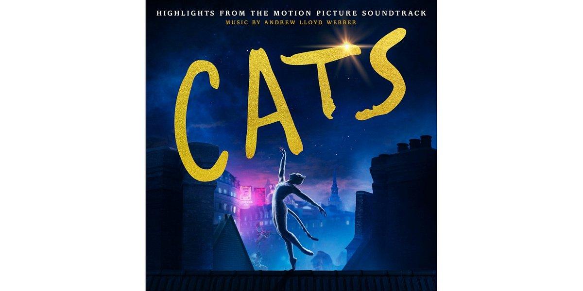 """Soundtrack do filmowej wersji kultowego musicalu """"Koty"""" już dostępny!"""