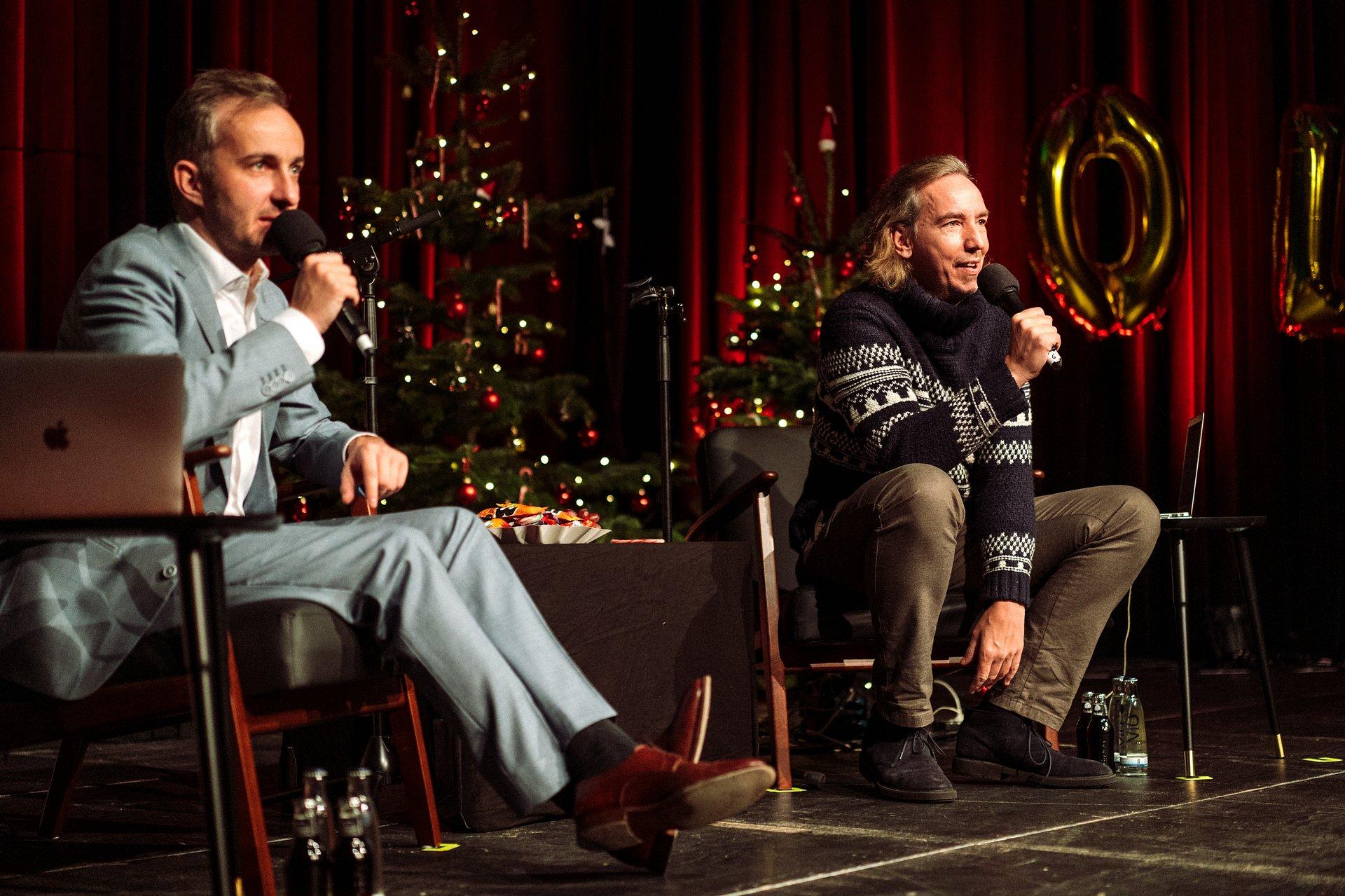 Fest & Flauschig Live: Die Bilder des Abends