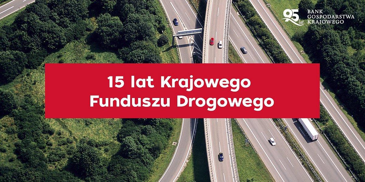 """Życzymy kierowcom """"Szerokiej Drogi"""" już 15 lat!"""