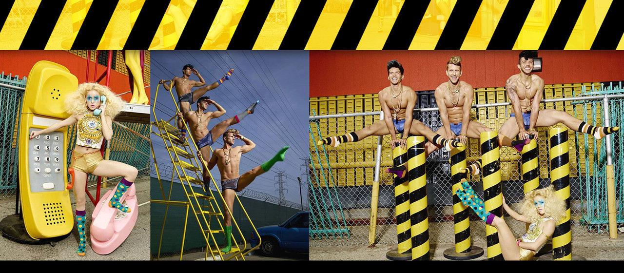 Skarpetki Happy Socks noszą Jessica Alba, Zac Efron i Paris Hilton. Projektuje je sam Snoop Dogg. Czymasz już swoje?