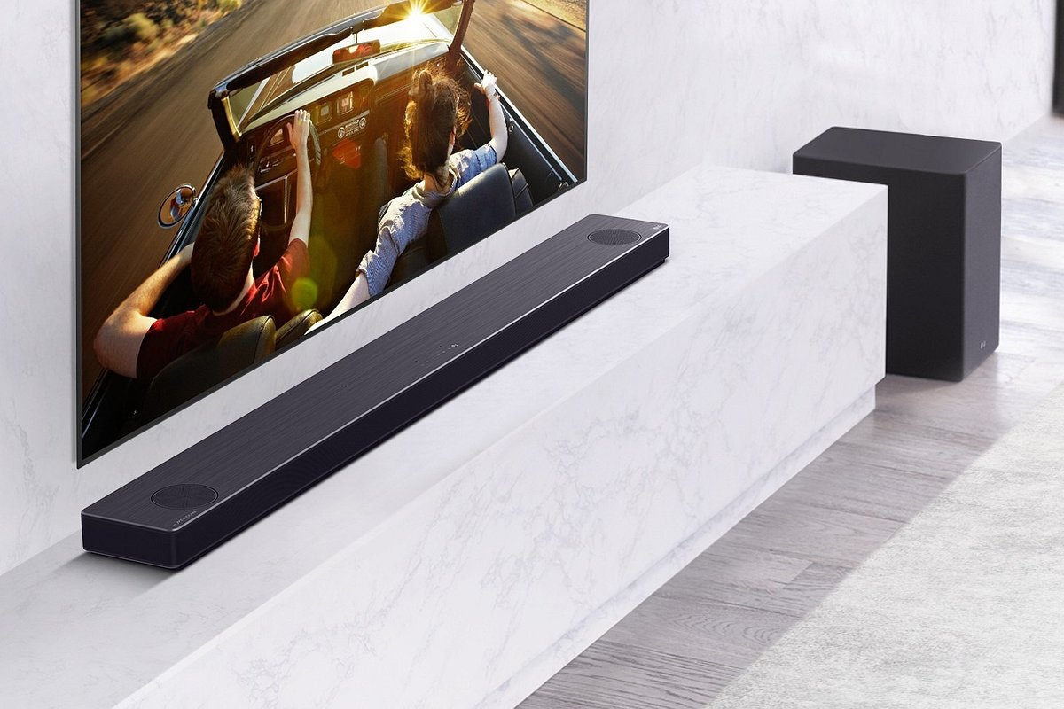 CES 2020: Inteligentna kalibracja dźwięku w nowych soundbarach LG