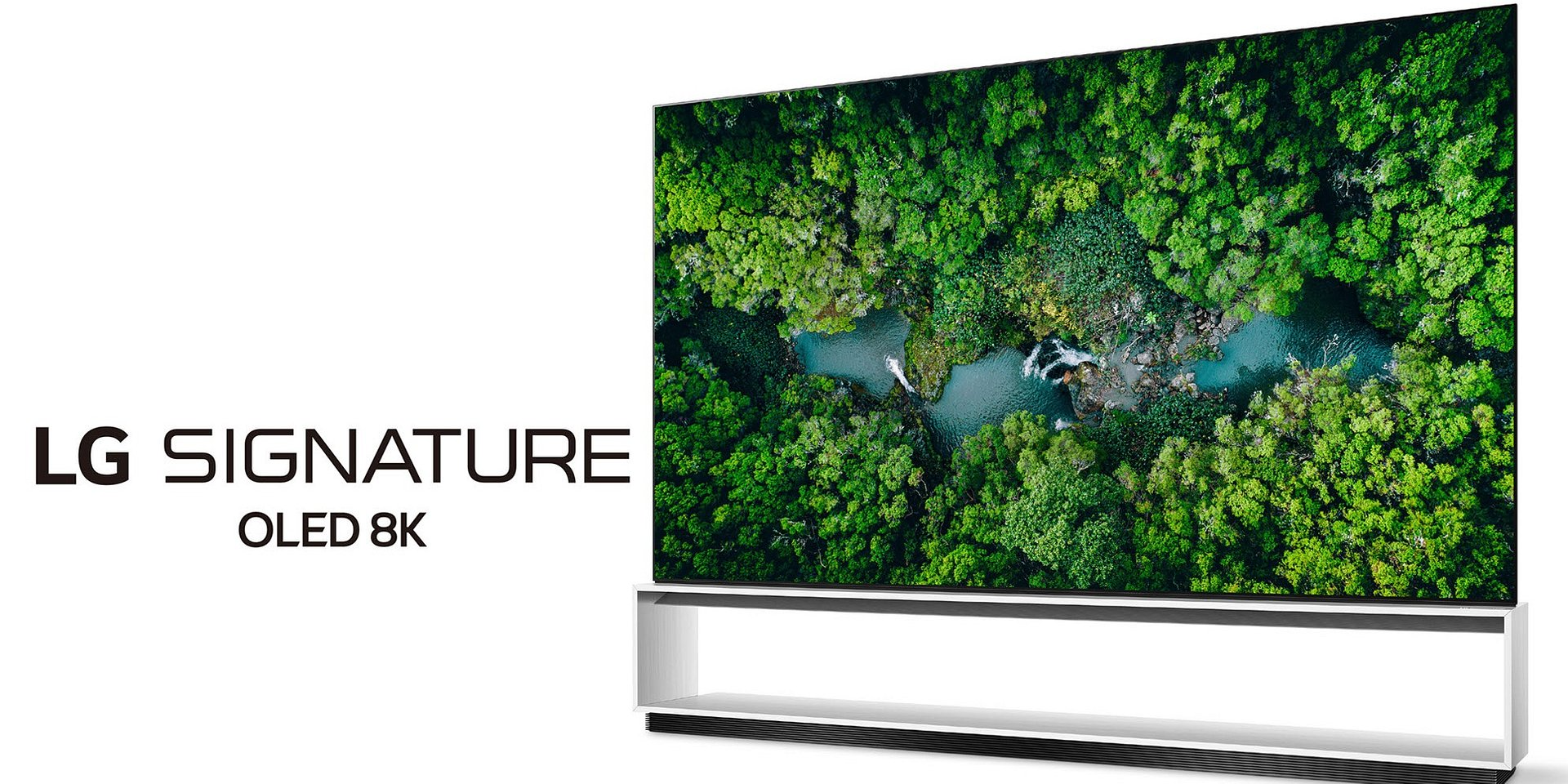 CES 2020: LG odkrywa telewizory Real 8K wyposażone w procesor ze sztuczną inteligencją
