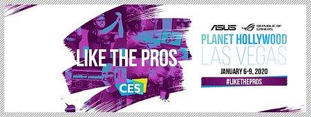 ASUS prezentuje najnowszą serię innowacji lifestyle'owych, biznesowych i gamingowych na targach CES 2020