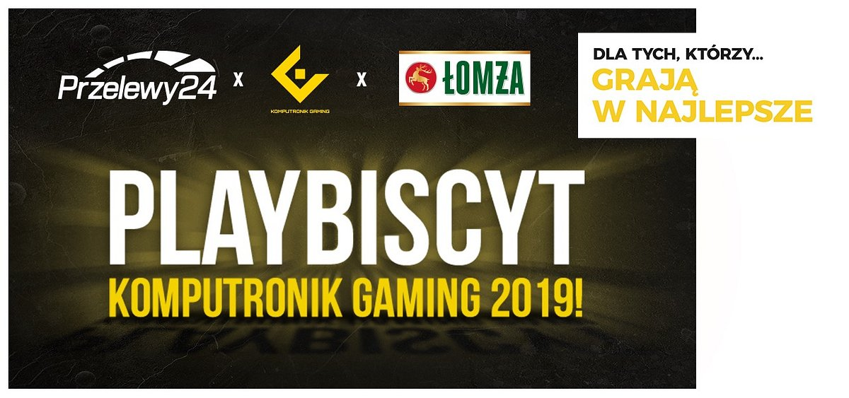 Startuje plebiscyt na najlepszy sprzęt dla gracza 2019 roku! Weź udział w głosowaniu, odpowiedz na pytanie i wygraj nagrody