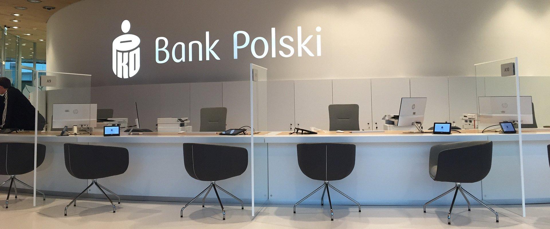 Podpis na ekranie dotykowym zamiast na papierze w oddziałach PKO Banku Polskiego