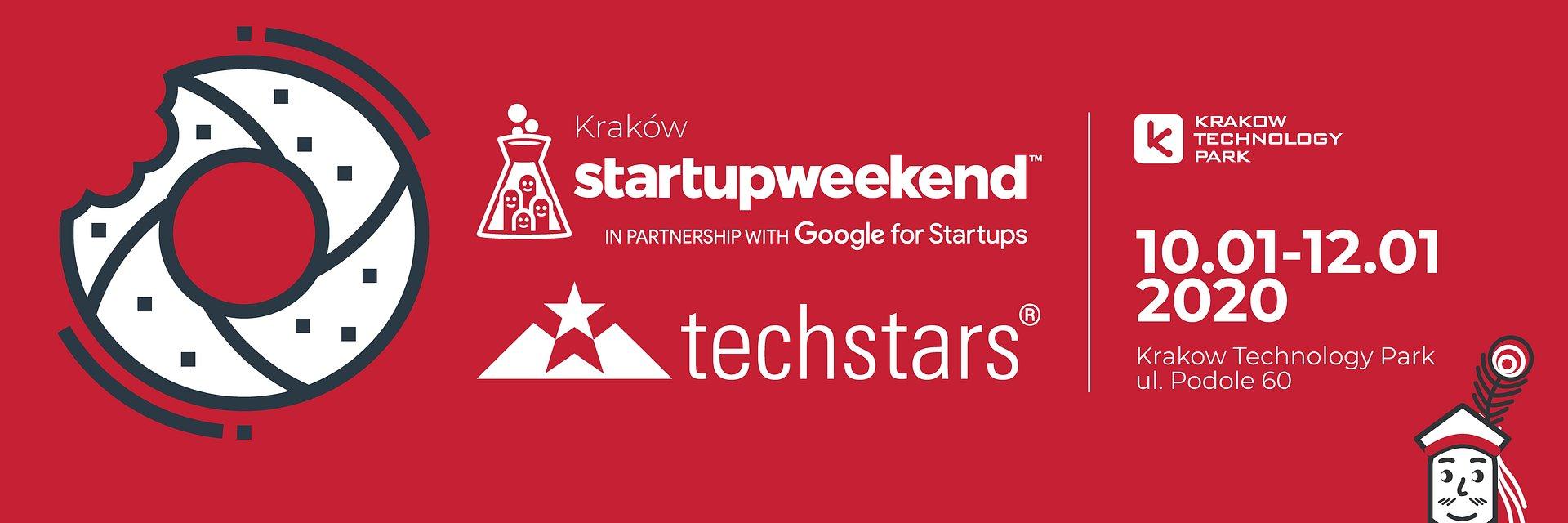 Rusza Startup Weekend Kraków 2020!