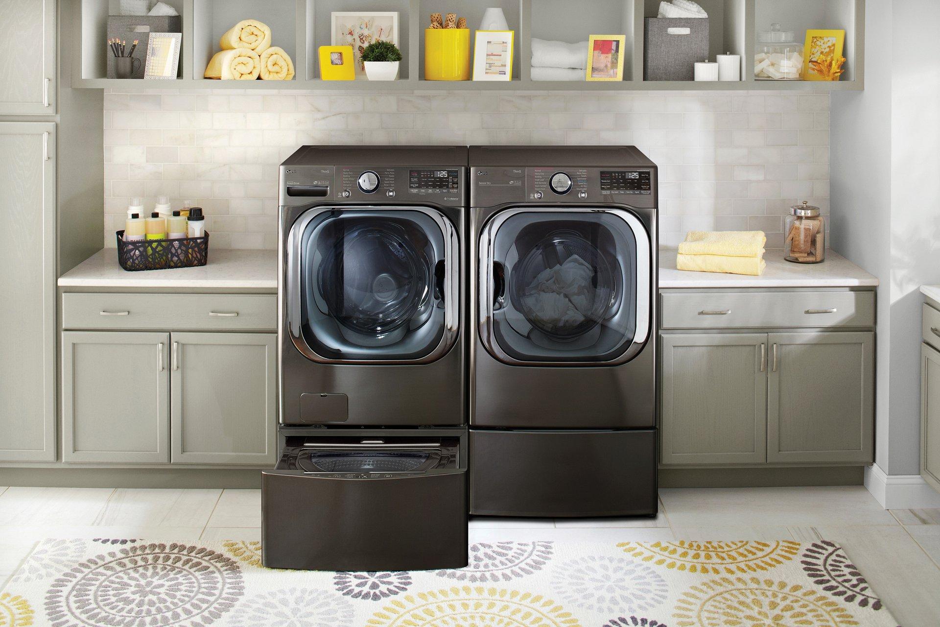 CES 2020: LG prezentuje innowacyjną pralkę nowej generacji, wyposażoną w sztuczną inteligencję